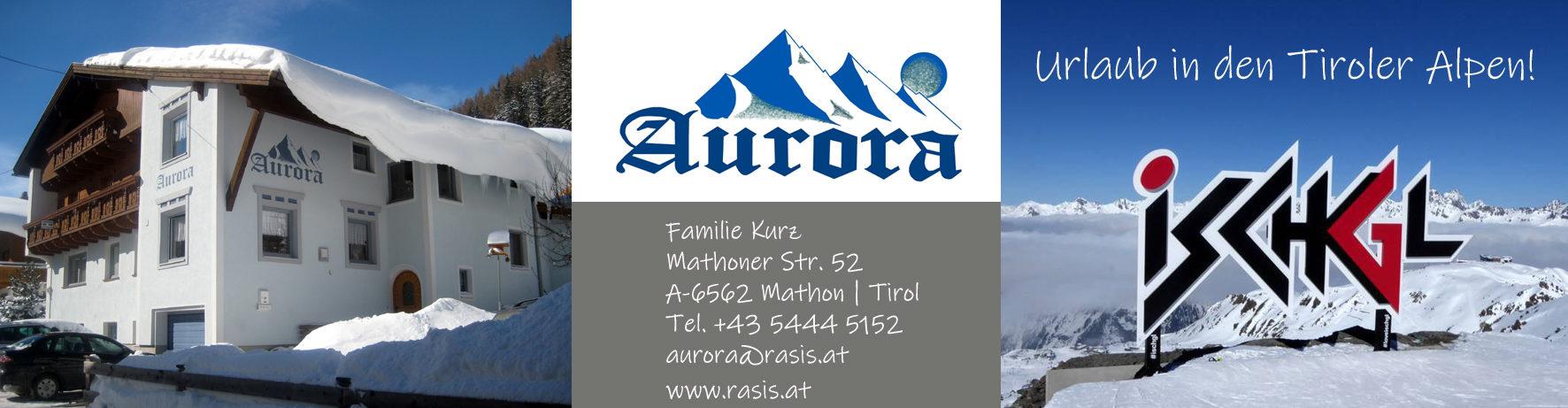 Aurora | Ferienwohnung | Ischgl Mathon